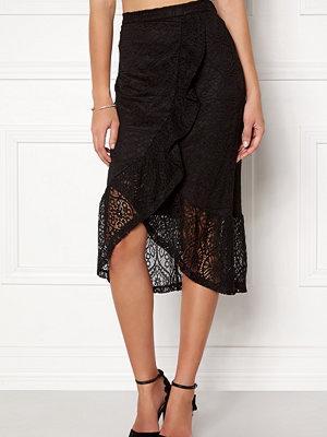 Vila Sepra Flounce Lace Skirt