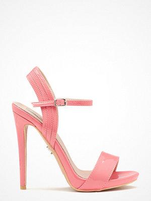 Sandaler & sandaletter - Lost Ink Bluebell Ankle Sandal