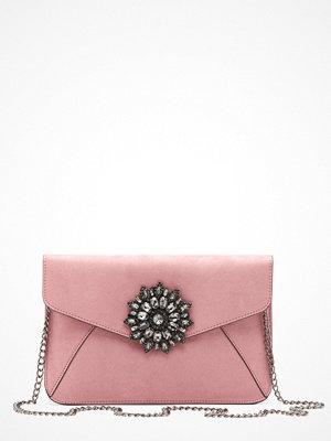New Look Brooch Envelope Clutch