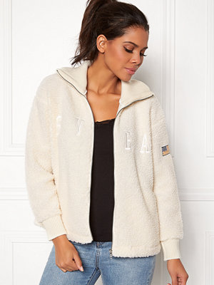 Svea Kathryn Pile Zip Sweater