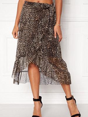 Kjolar - Pieces Lulu Medi Mesh Skirt