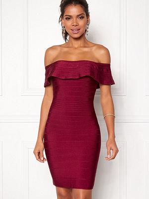 Wow Couture Sonnet Bandage Mini Dress