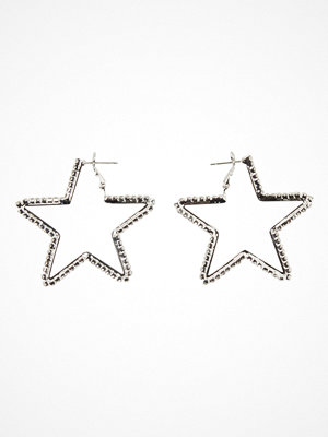 Love Rocks örhängen Star Cut Out Earrings