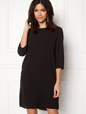 Only Vic 3/4 Solid Dress