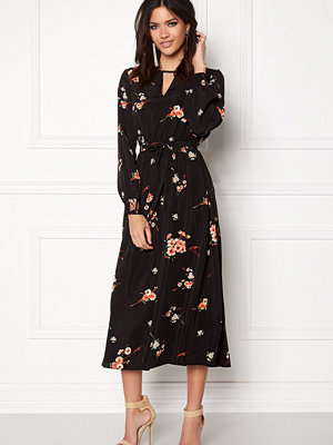 Only Japaan Smock Midi Dress