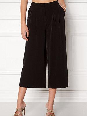 Object svarta byxor Nell Wide Pant