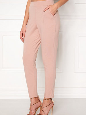Bubbleroom gammelrosa byxor Brienne trousers