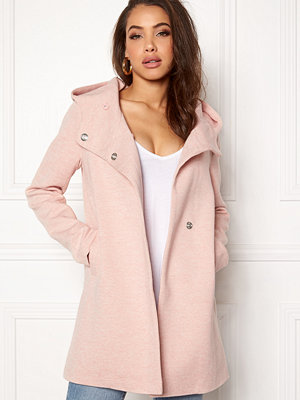 Only Fairy Mel Hooded Long Coat