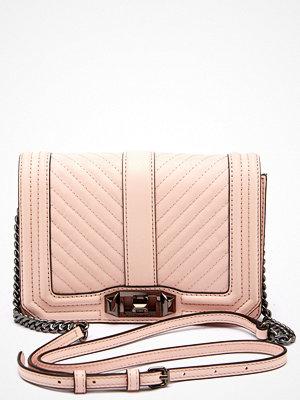 Rebecca Minkoff Chevron Quilted Small Bag