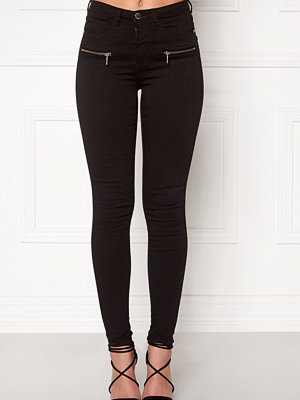Happy Holly svarta byxor Debra pants