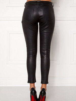 ROCKANDBLUE svarta byxor The Leather Pants