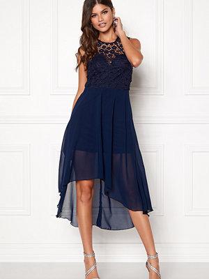 Ax Paris Crochet Detail Sleeveless Dress