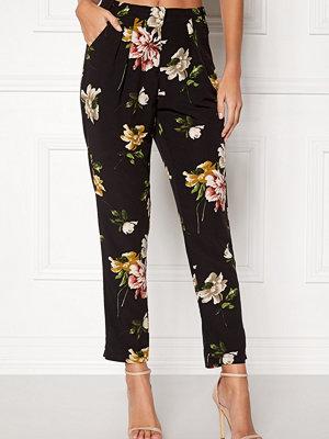 Rut & Circle mönstrade byxor Elsa Flower Pants