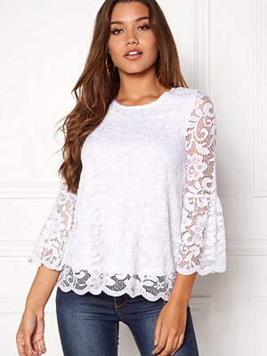 Happy Holly Amie lace top