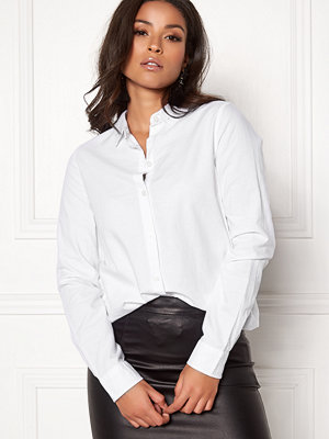 Pieces Irena LS Oxford Shirt