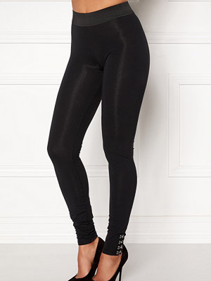 Leggings & tights - Only Fabinna NW Ankel Leggins