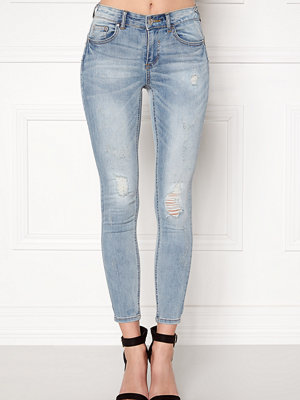 Vila Commit RW Pushup Jeans