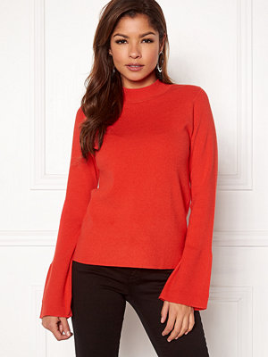 Pieces Illiana LS Turtleneck Knit