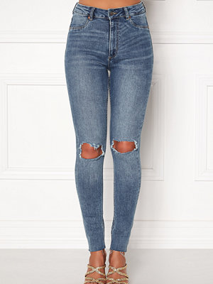 Cheap Monday High Spray Cut Off Jeans