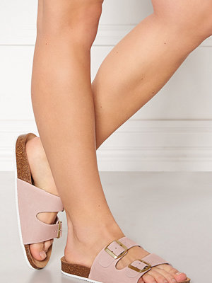 Pieces Liina Suede Sandal