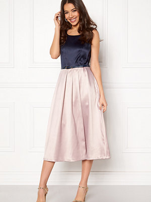 Closet London Midi Dress With Belt