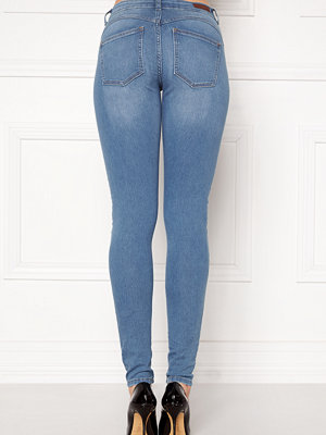 Pieces Shape-Up MW Jeggings