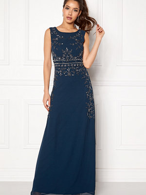 Angeleye Decorative Sequin Maxi Dress