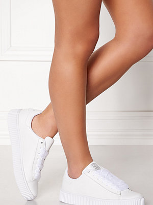Sneakers & streetskor - Svea Anna Leather Lace Sneaker