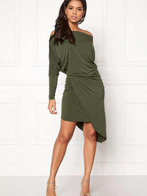 John Zack Off Shoulder Dress