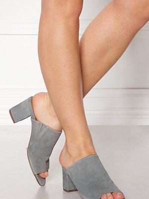 Pumps & klackskor - Pieces Mela Suede Shoes