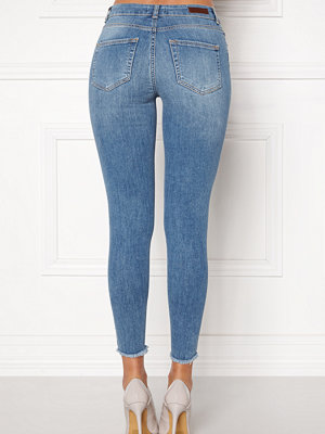 Jeans - Pieces Five Delly B186 MW Jeans