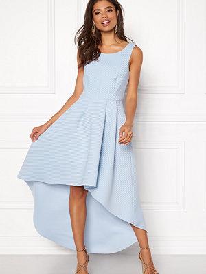 Goddiva Sleeveless High Low Dress