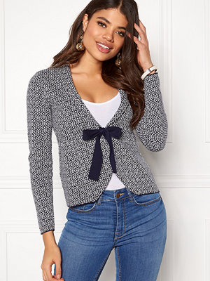 Happy Holly Kara cardigan Navy / Offwhite