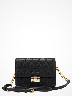 MICHAEL Michael Kors Ruby Mid Clutch Quilted Bag
