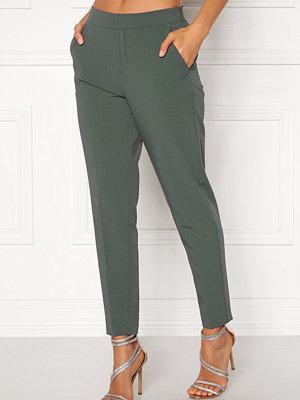 Object grå byxor Cecilie 7/8 Pants
