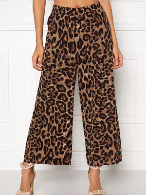 co'couture mönstrade byxor Jaguar Cropped Pant