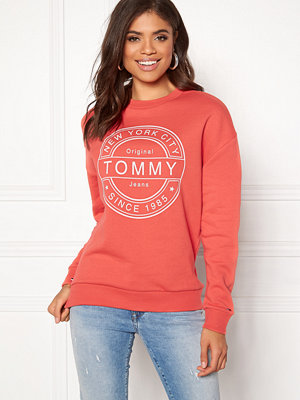 Tommy Jeans Lux Logo Sweatshirt