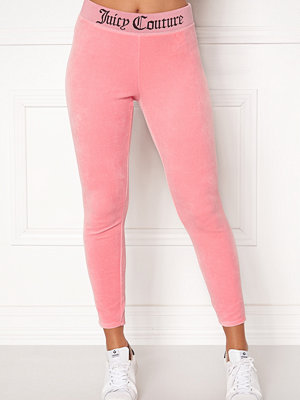 Juicy Couture gammelrosa byxor Juicy Jacquard Legging