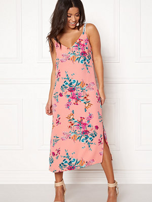 Tommy Jeans Floral Print Strap Dress