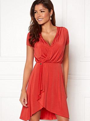 Chiara Forthi Malvina Draped Short Dress