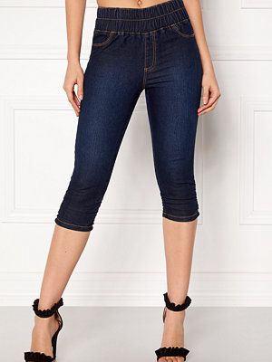 Happy Holly Becky capri jeggings Dark denim