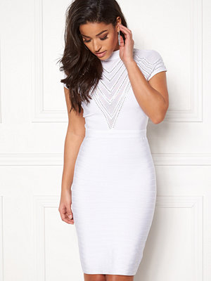Wow Couture Larisa Cap Sleeve Dress