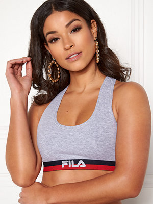 Fila Woman Bra Elastic 400 Grey