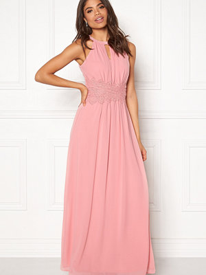 Vila Milina Halterneck Maxi Dress