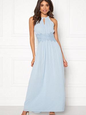 Vila Milina Halterneck Maxi Dress