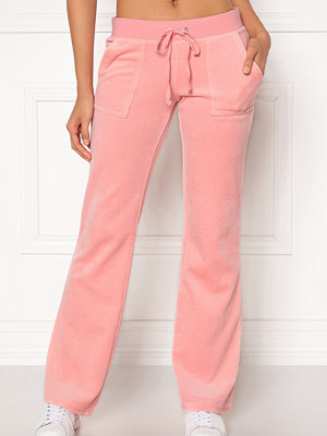 Juicy Couture omönstrade byxor Velour Del Rey Pant