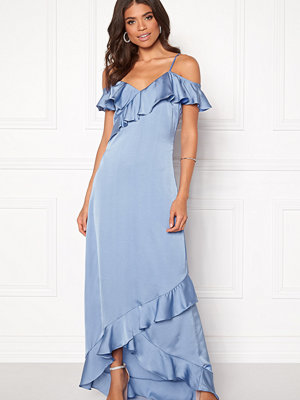 Y.a.s Fielle Off Shoulder Maxi Dress