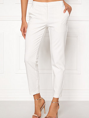 Vero Moda vita byxor Roro White Ancle Pants