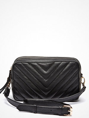 Handväskor - Pieces Gitana Leather Crossbody
