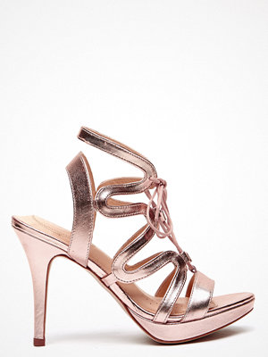 Sargossa Chic Nappa Leather Heels